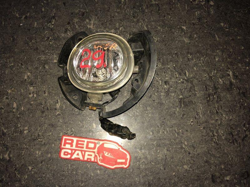 Туманка Mazda Verisa DC5R правая (б/у)