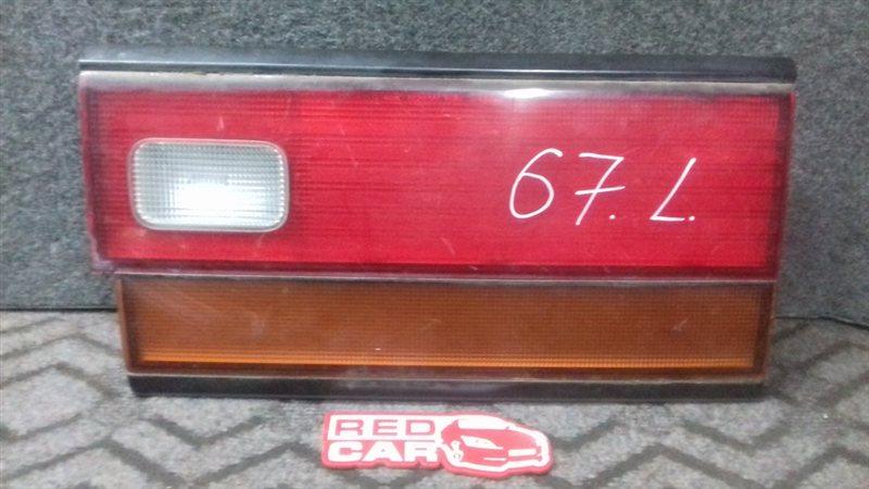 Фальшпанель Nissan Caravan ARE24 задний левый (б/у)