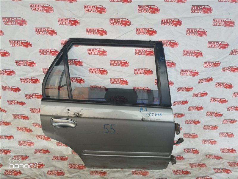 Дверь Honda Orthia EL2 задняя правая (б/у)
