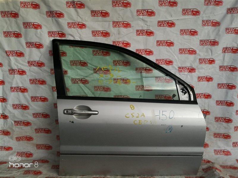 Дверь Mitsubishi Lancer Cedia CS2A передняя правая (б/у)