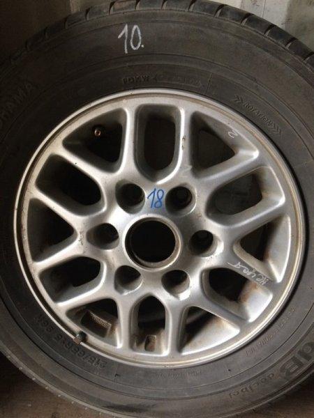 Диск литой Nissan (б/у)