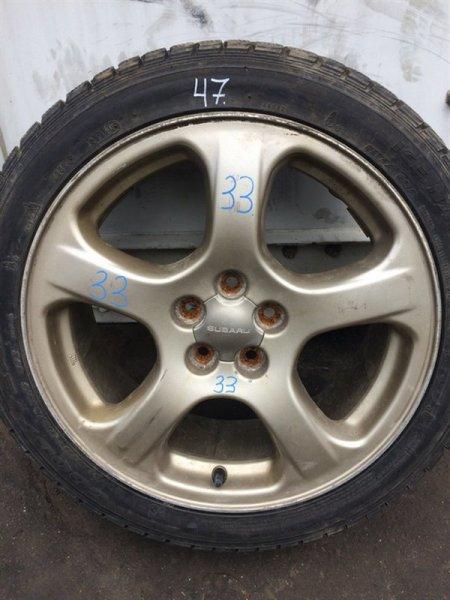 Диск литой Subaru (б/у)