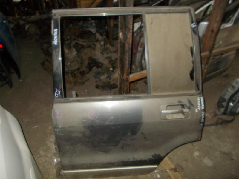 Дверь Isuzu Bighorn UBS25DW задняя левая (б/у)