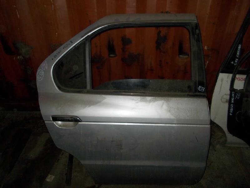 Дверь Nissan R'nessa NU30 задняя правая (б/у)