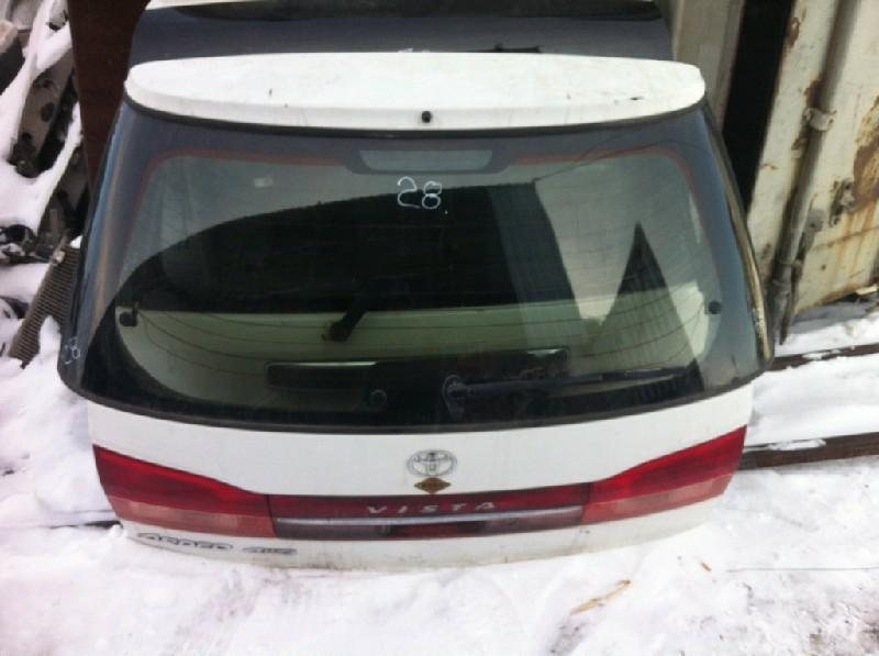 Дверь задняя Toyota Vista Ardeo SV50 (б/у)