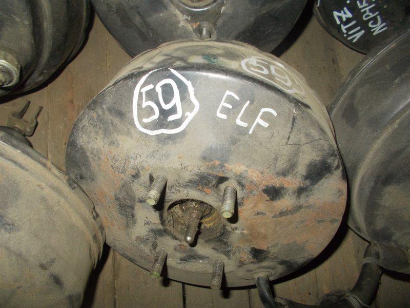 Вакуумник Isuzu Elf NPR58L (б/у)