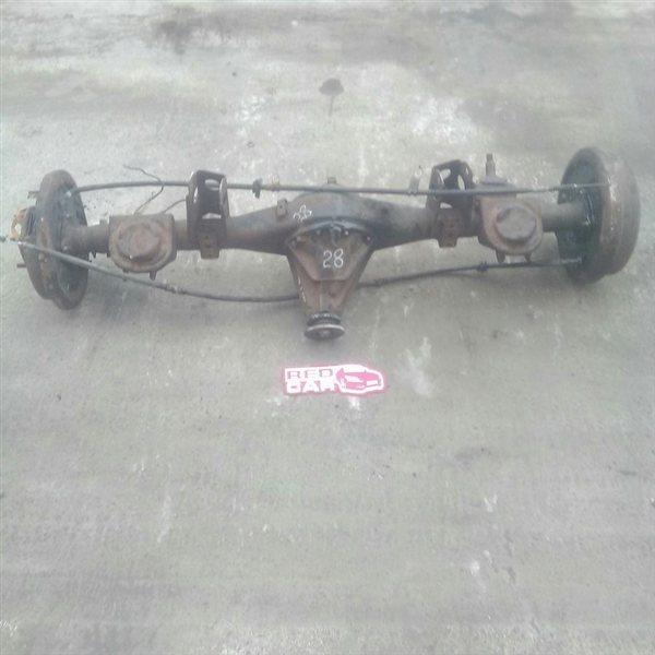 Мост Toyota Surf KZN130 задний (б/у)