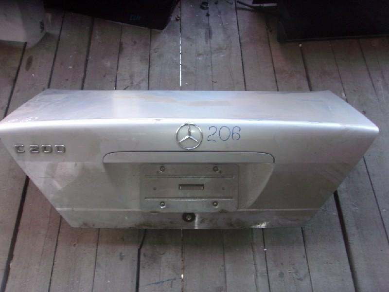 Крышка багажника Mercedes (б/у)
