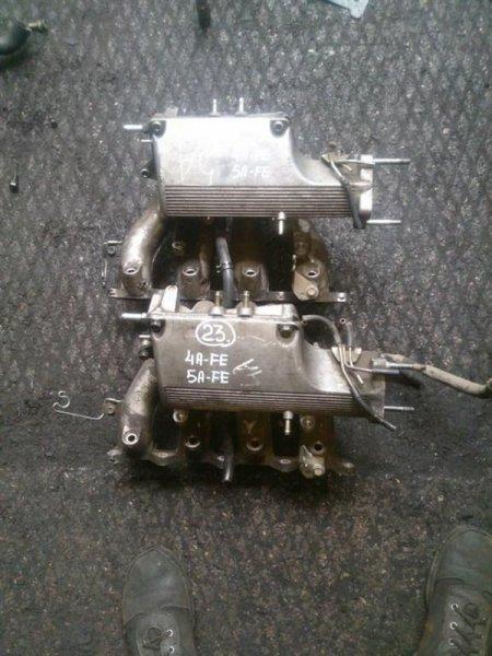Коллектор впускной Toyota 4A (б/у)