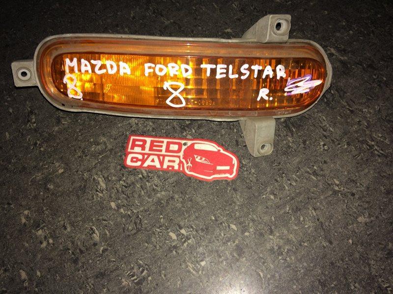 Туманка Mazda Ford Telstar правая (б/у)
