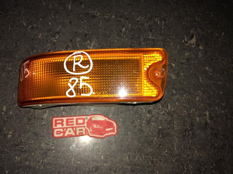 Туманка Mitsubishi Delica PE8W правая (б/у)