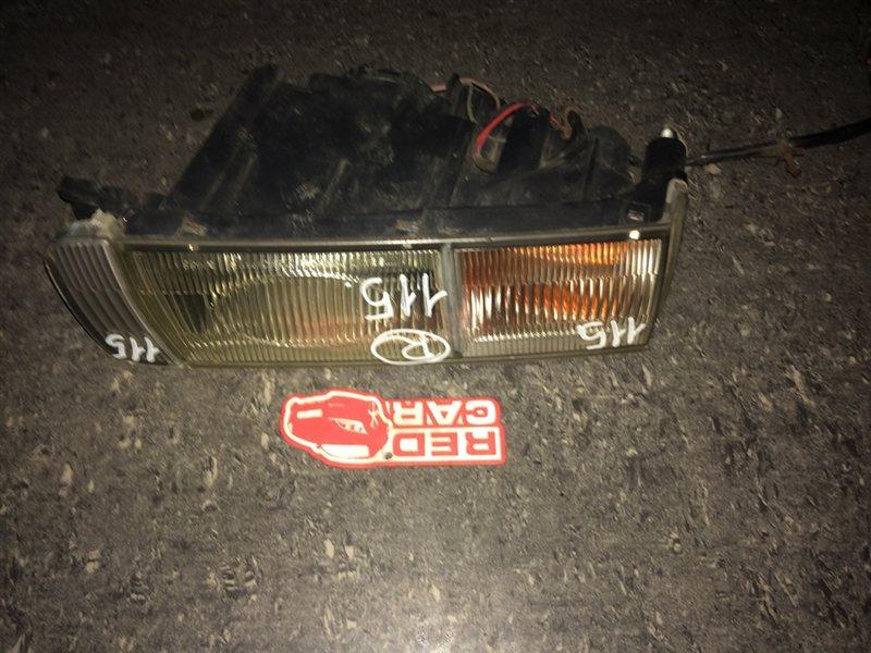 Туманка Nissan Cedric Y33 правая (б/у)