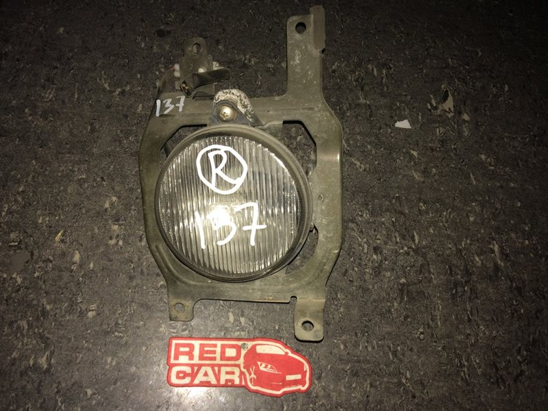 Туманка Suzuki Wagon R MC21S правая (б/у)