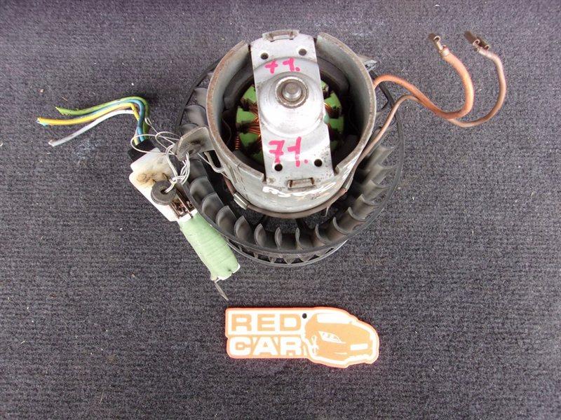 Мотор печки Opel Astra (б/у)