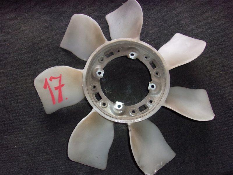 Вентилятор Toyota Mark Ii GX81 1G (б/у)