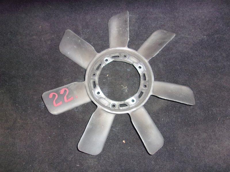 Вентилятор Toyota Surf YN61G 3Y (б/у)