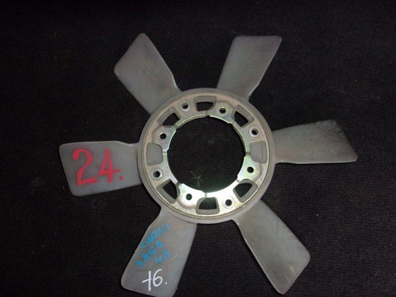 Вентилятор Toyota Carina AA63 4A-GE (б/у)