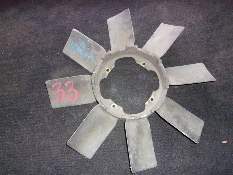 Вентилятор Nissan Atlas TD24 (б/у)