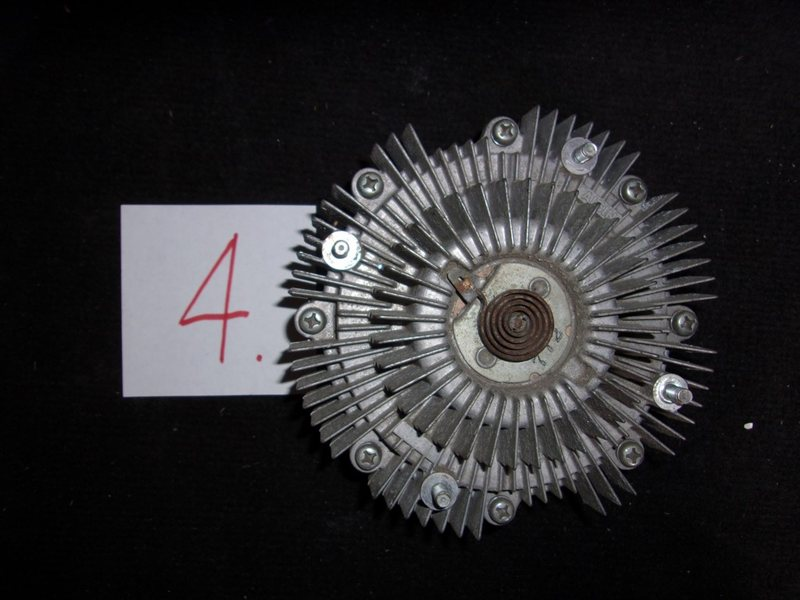 Вискомуфта Isuzu Bighorn 4GJ2 (б/у)