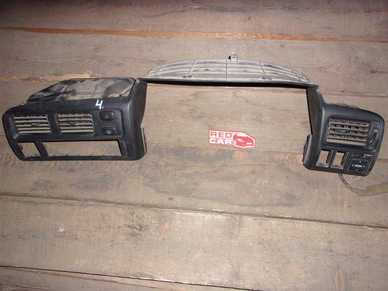 Консоль под щиток приборов Toyota Sprinter AE110 (б/у)