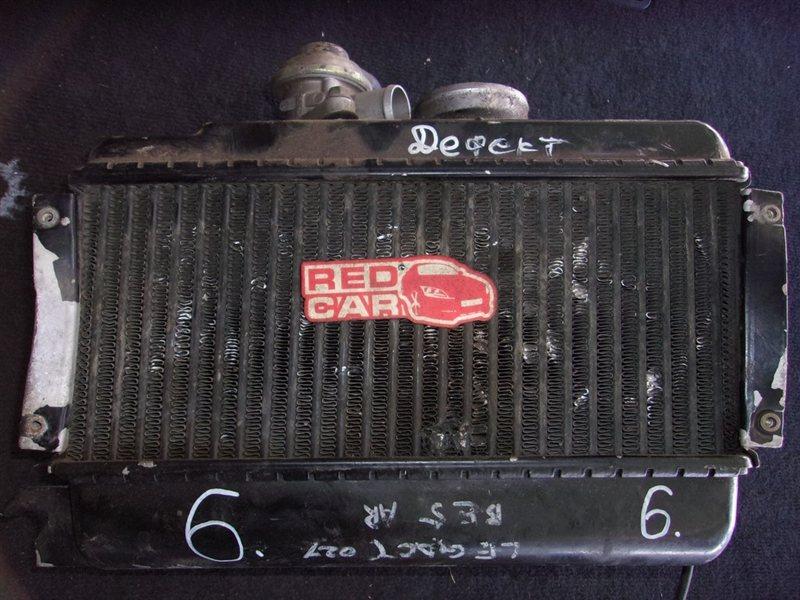 Интеркулер Subaru Legacy BE5 (б/у)