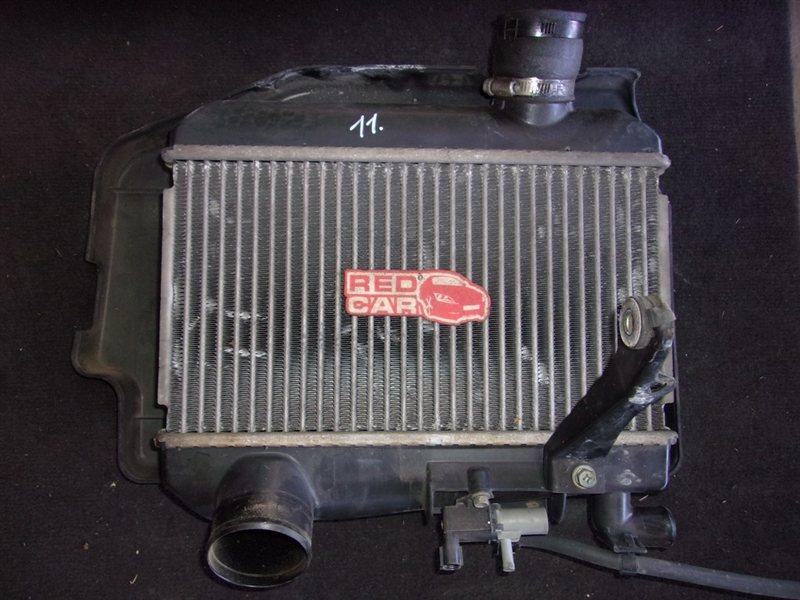 Интеркулер Toyota Caldina ST246 (б/у)