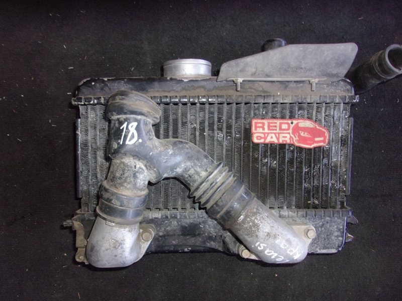 Интеркулер Subaru Legacy BH (б/у)