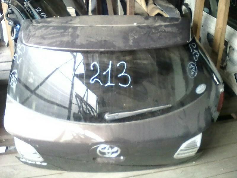 Дверь 5-я Toyota Blade AZE154 (б/у)