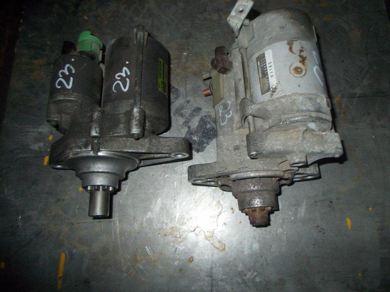 Стартер Honda Integra ZC (б/у)