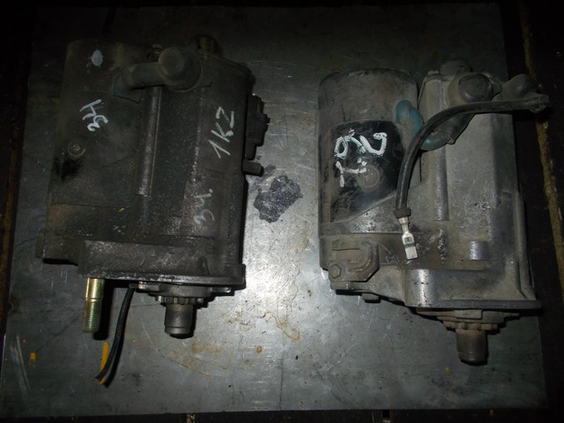 Стартер Toyota Hiace 1KZ (б/у)