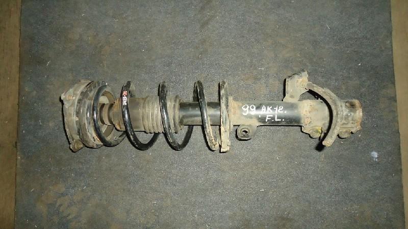 Стойка Nissan March AK12 передняя левая (б/у)