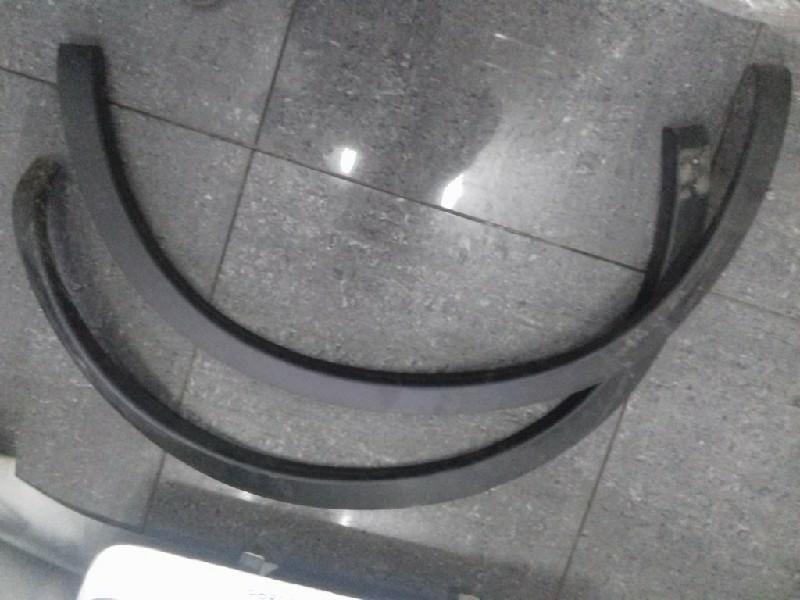 Накладка на крыло Nissan Dualis KNG10 задняя левая (б/у)