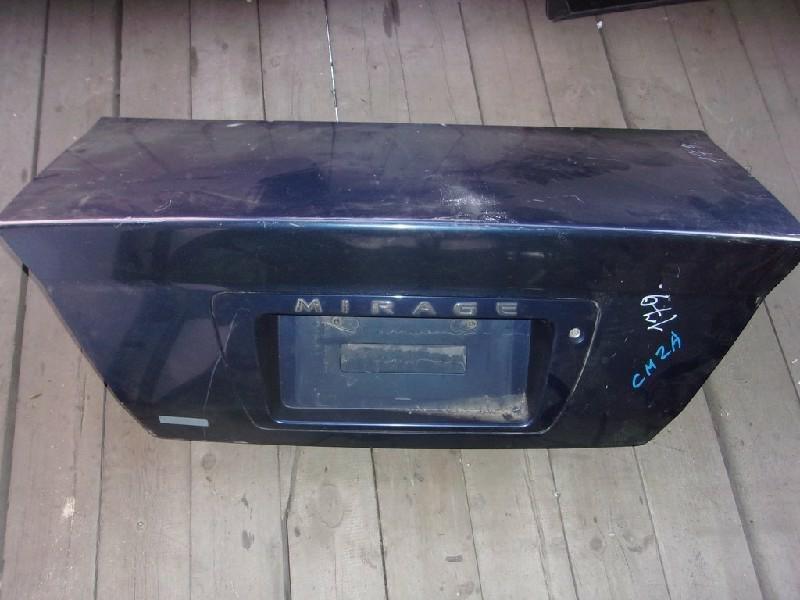 Крышка багажника Mitsubishi Mirage CM2A (б/у)