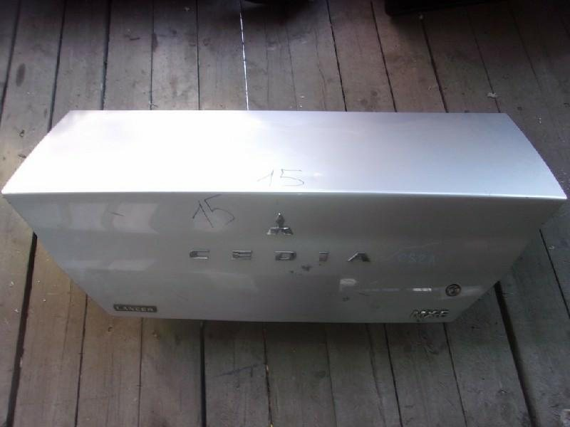 Крышка багажника Mitsubishi Lancer Cedia CS2A (б/у)