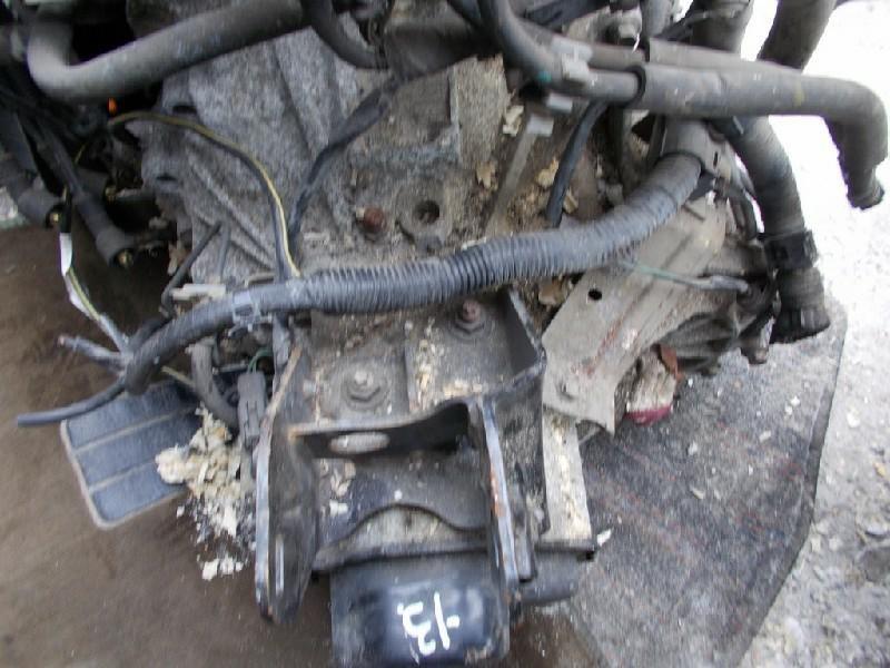 Мкпп Mazda BJ3P B3 (б/у)