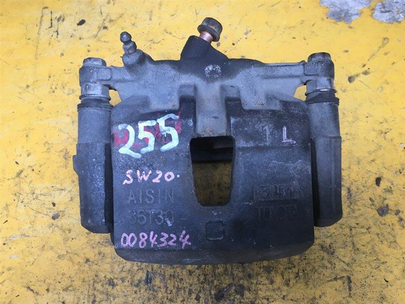 Суппорт Toyota Mr2 SW20 передний левый (б/у)