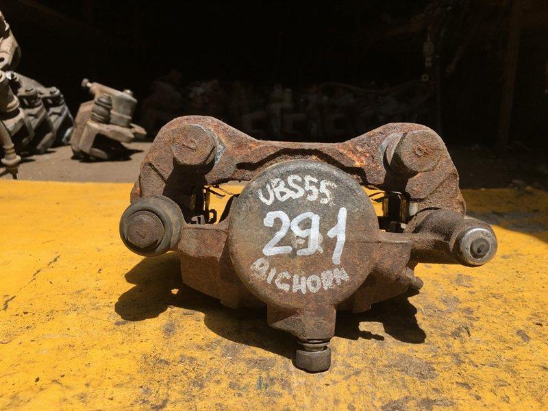 Суппорт Isuzu Bighorn UBS55 передний правый (б/у)