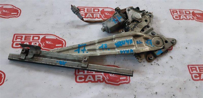 Стеклоподъемник Toyota Dyna XZU411 задний левый (б/у)