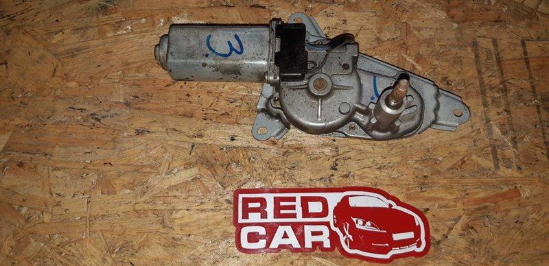 Моторчик заднего дворника Toyota Funcargo NCP20 1NZ (б/у)