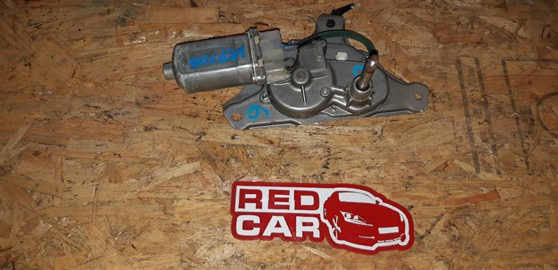Моторчик заднего дворника Toyota Ractis NCP100 (б/у)