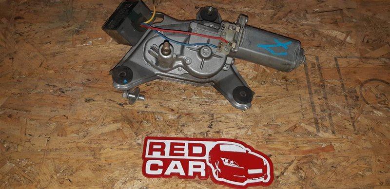 Моторчик заднего дворника Toyota Corolla Spacio AE111 (б/у)