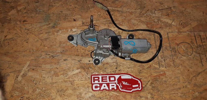 Моторчик заднего дворника Toyota Duet M100A (б/у)