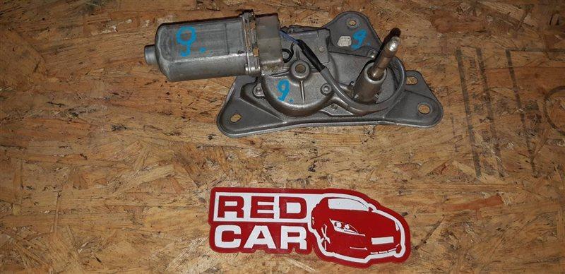Моторчик заднего дворника Toyota Passo KGC10 (б/у)