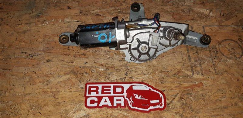 Моторчик заднего дворника Nissan Ad Y11 (б/у)