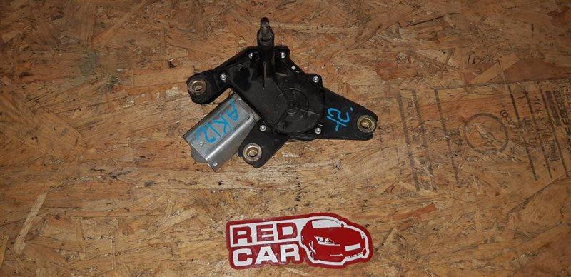 Моторчик заднего дворника Nissan March AK12 (б/у)