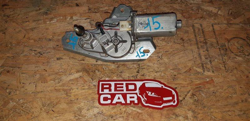 Моторчик заднего дворника Mazda Demio DY5W (б/у)