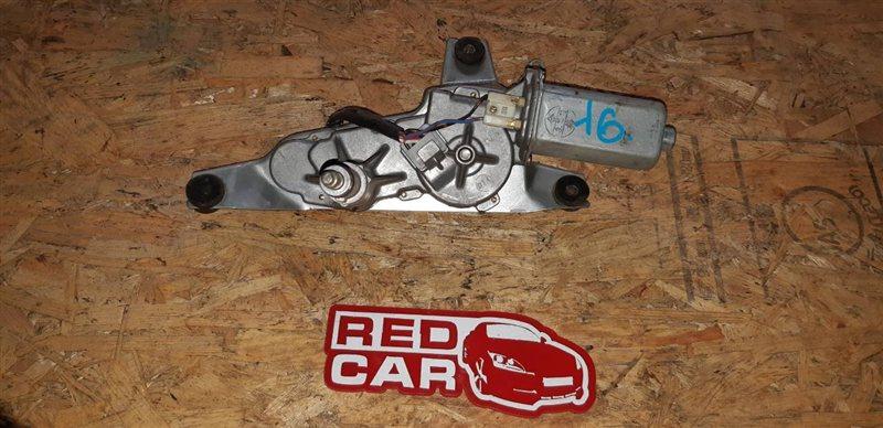 Моторчик заднего дворника Mitsubishi Chariot N94W (б/у)