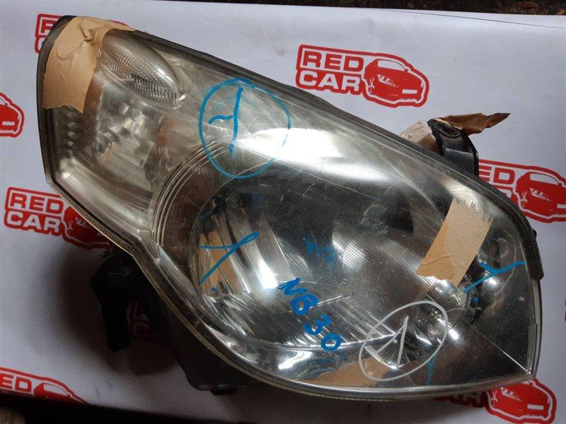 Фара Nissan Lafesta NB30 передняя правая (б/у)