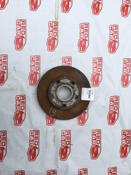 Тормозной диск Toyota Ipsum SXN10 передний (б/у)