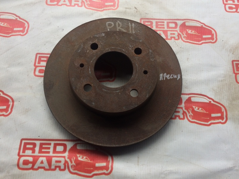 Тормозной диск Nissan Presea PR11 передний (б/у)